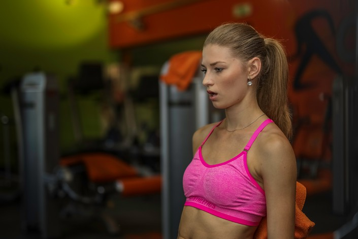 Fit AURA Frenštát: Fitness zóna