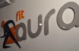 Instalace nového loga ve Fit AURA