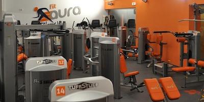 Fitness Fit AURA, Frenštát p. R.