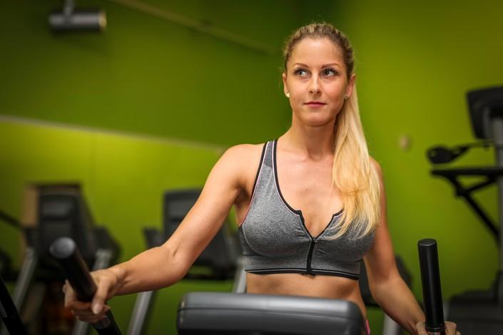 Fitness Fit AURA Frenštát: Kardiozóna